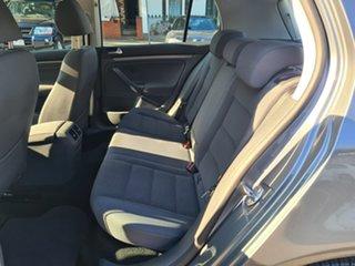 2006 Volkswagen Golf V MY07 Comfortline Grey 6 Speed Manual Hatchback