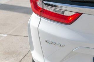 2017 Honda CR-V RW MY18 VTi FWD White 1 Speed Constant Variable Wagon