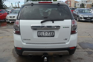 2011 Holden Captiva CG MY10 LX AWD White 5 Speed Sports Automatic Wagon