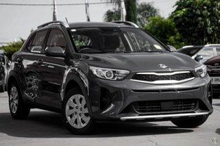 2021 Kia Stonic YB MY21 S FWD Grey 6 Speed Automatic Wagon.