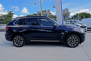 2014 BMW X5 F15 xDrive25d Imperial Blond 8 Speed Automatic Wagon