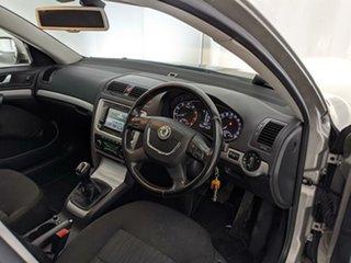 2012 Skoda Octavia 1Z MY13 90TSI Silver 6 Speed Manual Wagon