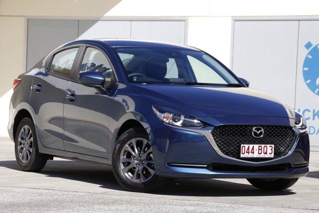 Demo Mazda 2 DL2SAA G15 SKYACTIV-Drive Pure Bundamba, MAZDA2 Q 6AUTO SEDAN G15 PURE