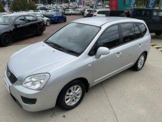 2012 Kia Rondo UN MY11 SI Silver 4 Speed Automatic Wagon