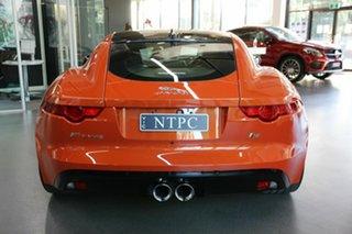 2016 Jaguar F-TYPE X152 MY17 S Quickshift RWD Orange 8 Speed Sports Automatic Coupe