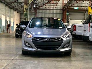2012 Hyundai i30 GD Premium Silver 6 Speed Sports Automatic Hatchback.