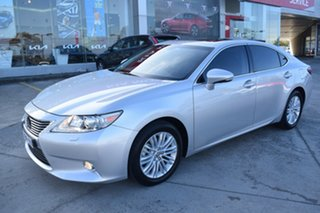 2014 Lexus ES GSV60R ES350 Luxury Billet Silver 6 Speed Sports Automatic Sedan.