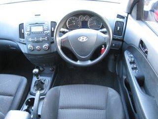 2010 Hyundai i30 FD MY10 CW SX 2.0 Red 5 Speed Manual Wagon