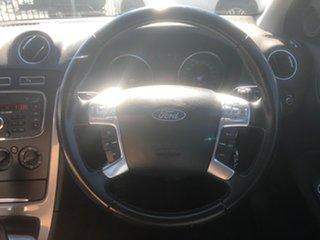 2012 Ford Mondeo MC LX TDCi White 6 Speed Direct Shift Wagon