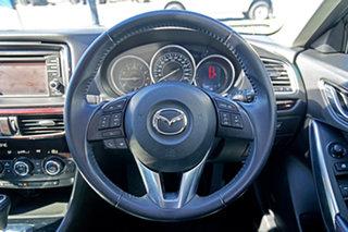 2013 Mazda 6 GJ1031 GT SKYACTIV-Drive Grey 6 Speed Sports Automatic Sedan