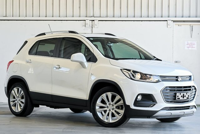 Used Holden Trax TJ MY17 LT Laverton North, 2017 Holden Trax TJ MY17 LT White 6 Speed Automatic Wagon