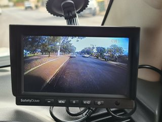 2014 Holden Colorado RG MY14 LX Crew Cab 4x2 White 6 Speed Sports Automatic Cab Chassis