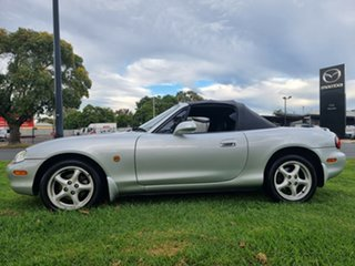 1999 Mazda MX-5 NB30P1 Silver 5 Speed Manual Softtop