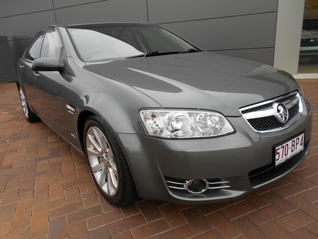 Used Holden Commodore VE II MY12 Equipe Toowoomba, 2011 Holden Commodore VE II MY12 Equipe Grey 6 Speed Sports Automatic Sedan