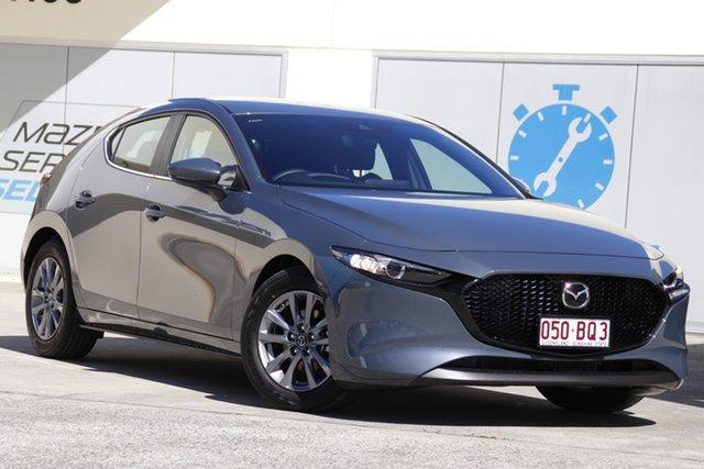 Demo Mazda 3 BP2H7A G20 SKYACTIV-Drive Pure Bundamba, MAZDA3 N 6MAN HATCH G20 PURE