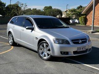 2009 Holden Commodore VE MY09.5 International Sportwagon Silver 4 Speed Automatic Wagon.
