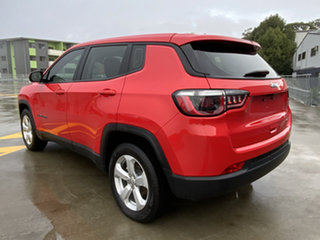 2017 Jeep Compass M6 MY18 Sport FWD Red 6 Speed Automatic Wagon
