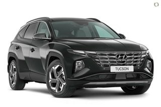 2021 Hyundai Tucson NX4.V1 MY22 Highlander 2WD Amazon Gray 6 Speed Automatic Wagon
