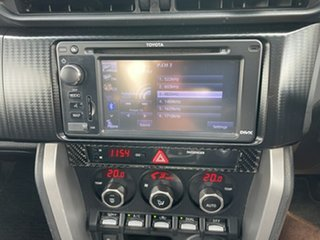2012 Toyota 86 ZN6 GTS Orange 6 Speed Sports Automatic Coupe