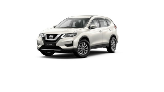 New Nissan X-Trail T32 MY21 ST X-tronic 4WD Moorooka, 2021 Nissan X-Trail T32 MY21 ST X-tronic 4WD Ivory Pearl 7 Speed Constant Variable Wagon