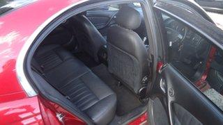 2005 Holden Calais VZ Maroon 5 Speed Sports Automatic Sedan