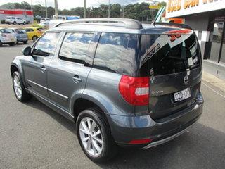 2015 Skoda Yeti 5L MY15 Active 77 TSI (4x2) Grey 7 Speed Auto Direct Shift Wagon.