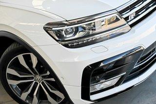 2017 Volkswagen Tiguan 5N MY17 140TDI DSG 4MOTION Highline White 7 Speed.