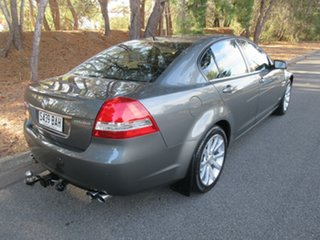 2011 Holden Berlina VE II Grey 6 Speed Sports Automatic Sedan.