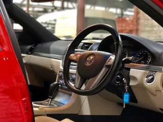 2011 Holden Calais VE II V Maroon 6 Speed Sports Automatic Sedan