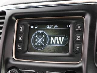 2017 Jeep Grand Cherokee WK MY17 Laredo (4x2) Silver 8 Speed Automatic Wagon