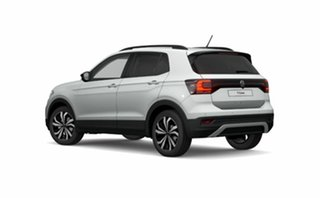 2021 Volkswagen T-Cross C1 MY21 85TSI DSG FWD CityLife White 7 Speed Sports Automatic Dual Clutch.