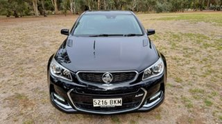 2016 Holden Commodore VF II MY16 SS V Redline Black 6 Speed Sports Automatic Sedan.