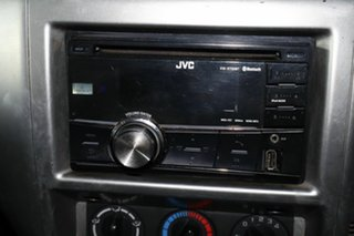 2006 Nissan Patrol GU IV MY06 ST Silver 5 Speed Manual Wagon