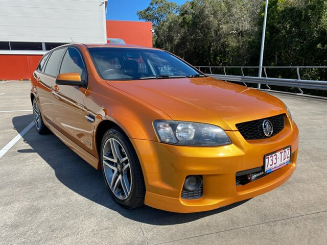 Used Holden Commodore VE II SV6 Morayfield, 2011 Holden Commodore VE II SV6 Gold 6 Speed Automatic Sportswagon