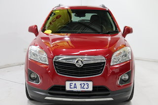 2013 Holden Trax TJ MY14 LTZ Red 6 Speed Automatic Wagon.