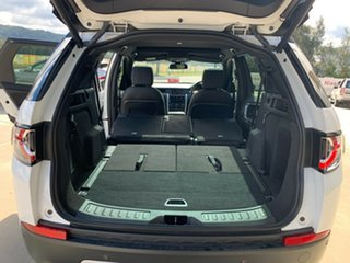 2019 Land Rover Discovery Sport L550 19MY HSE Fuji White 9 Speed Sports Automatic Wagon