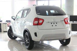 2020 Suzuki Ignis MF Series II GLX Ivory Pearl 1 Speed Constant Variable Hatchback.