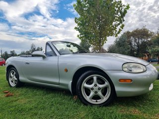 1999 Mazda MX-5 NB30P1 Silver 5 Speed Manual Softtop.