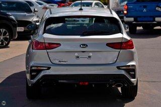 2021 Kia Cerato BD MY21 Sport+ Silver 6 Speed Sports Automatic Hatchback.