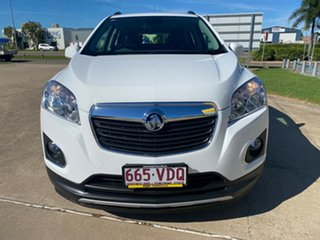2014 Holden Trax TJ MY15 LTZ White/211014 6 Speed Automatic Wagon