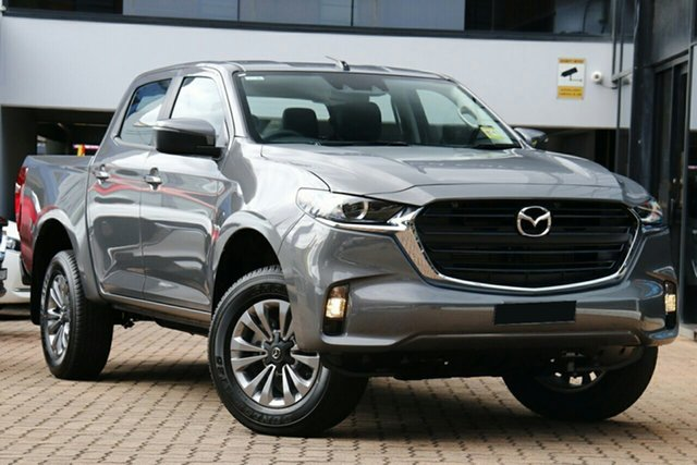 New Mazda BT-50 TFS40J XT Gladstone, 2020 Mazda BT-50 TFS40J XT Concrete Grey 6 Speed Manual Utility