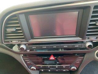 2017 Hyundai Elantra AD MY17 SR DCT Turbo Sparkling Metal 7 Speed Sports Automatic Dual Clutch Sedan