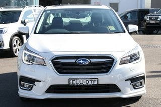 2020 Subaru Liberty B6 MY20 2.5i CVT AWD Premium Crystal White 6 Speed Constant Variable Sedan