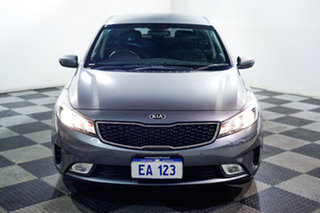 2017 Kia Cerato YD MY17 Sport Grey 6 Speed Sports Automatic Sedan.