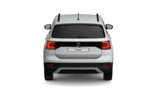 2021 Volkswagen T-Cross C1 MY21 85TSI DSG FWD CityLife White 7 Speed Sports Automatic Dual Clutch