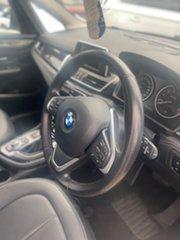 2015 BMW 2 Series F45 218i Active Tourer Steptronic Sport Line Silver 6 Speed Automatic Hatchback