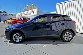 2016 Mazda CX-3 DK2W76 Maxx SKYACTIV-MT Blue 6 Speed Manual Wagon