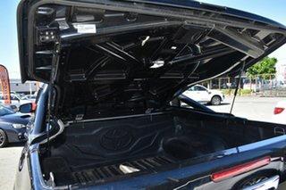 2017 Toyota Hilux GUN126R TRD Black (4x4) Black 6 Speed Manual Dual Cab Utility