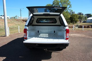 Holden Colorado RG MY17 LS Pickup Crew Cab White 6 Speed Automatic Crew Cab P/Up