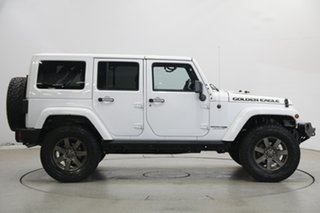 2018 Jeep Wrangler JK MY18 Golden Eagle White 6 Speed Manual Softtop